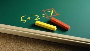 evaluare la matematica